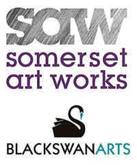 Somerset Art Weeks (SAW) logo