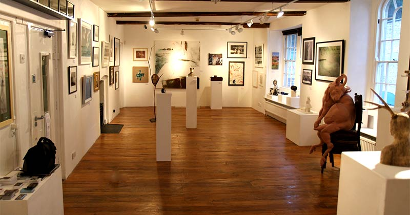 Black Swan Art Gallery Frome