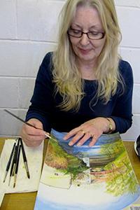 Artist Studio 1 – Lila Streether