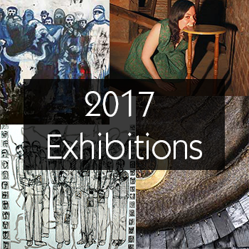 2017 Exhibitions button