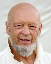 Portrait of Michael Eavis