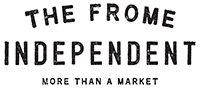 Frome independent logo reading - Frome Independent, more than a market
