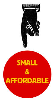 Small & Affordable